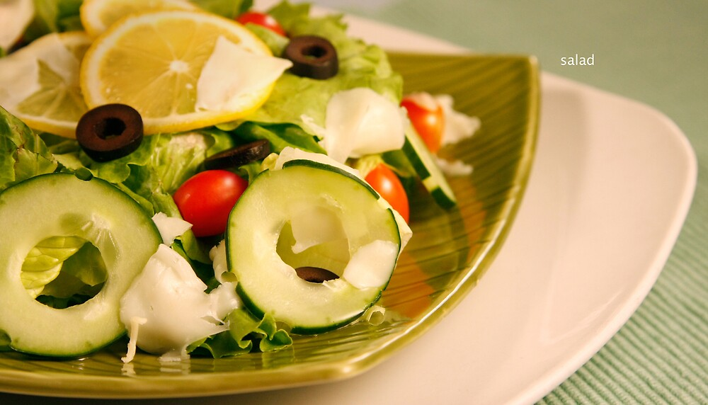salad by jamie marcelo
