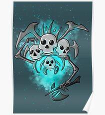 Boneshard, Kampfhund von Warcraft Poster