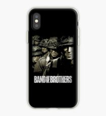 great band of brothers iPhone Case