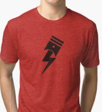 Bolt Piston Tri-blend T-Shirt