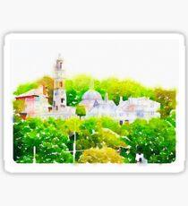Portmeirion - The Village 1 Sticker