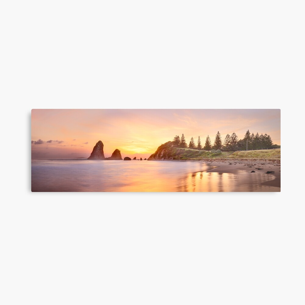 Glasshouse Rocks, Narooma, New South Wales, Australia Metal Print