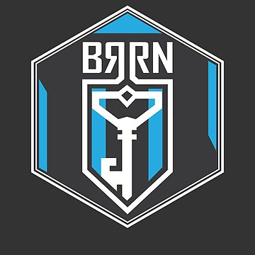 #RobWear BRRN Badge by RobertVaughan