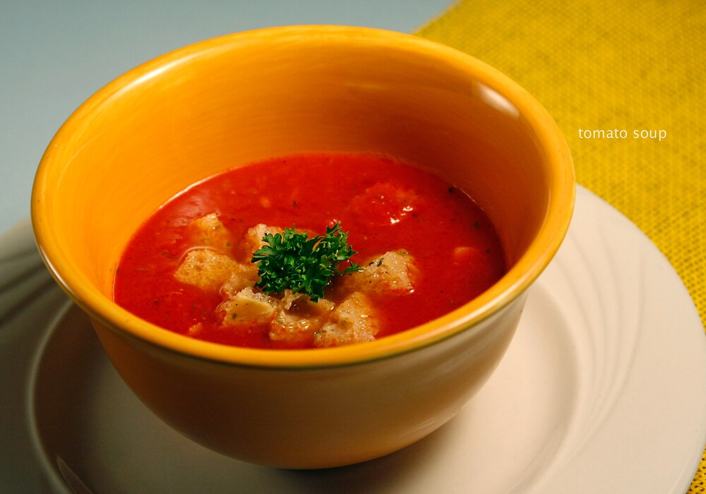 tomato soup by jamie marcelo