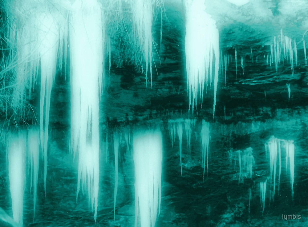 Icy Reflections by Lynn Stratton