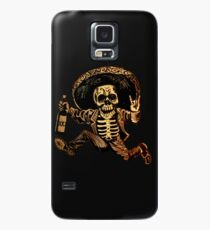 Funda/vinilo para Samsung Galaxy Día de los muertos Posada