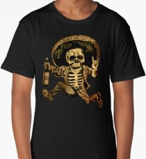 Day of the Dead Posada Long T-Shirt