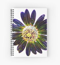 Blooming Electricity Spiral Notebook