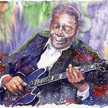 Jazz B B King 06 by shevchukart