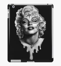 Marilyn Monroe Sugar Skull iPad Case/Skin