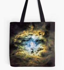 Harvest of Clouds Tote Bag