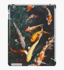 Koikarpfen  iPad Case/Skin