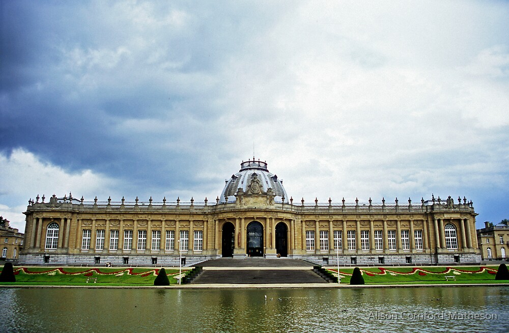 The Royal Museum for Central Africa - Belgium by Alison Cornford-Matheson