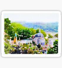 Portmeirion - The Village 4 Sticker