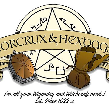 Horcrux & Hexbags by jamiechall