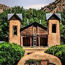 Santuario De Chimayo by Bruce  Dickson