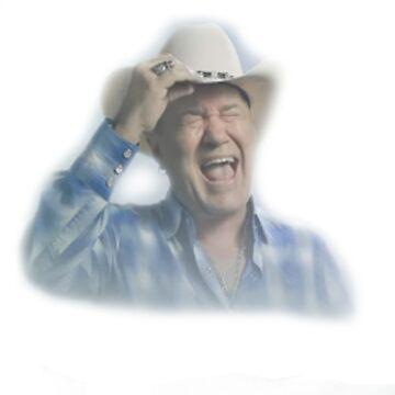 Big Enough Cowboy by grufalo