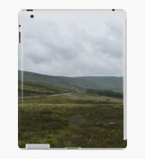 Rolling hills in Ireland iPad Case/Skin