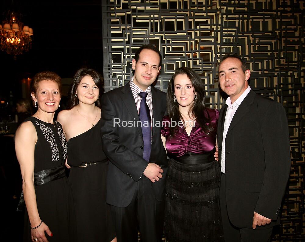 family by Rosina lamberti