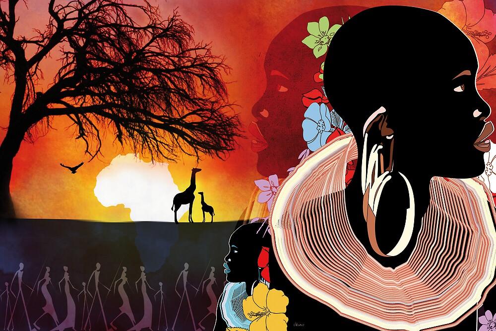 AFRICA by J Velasco