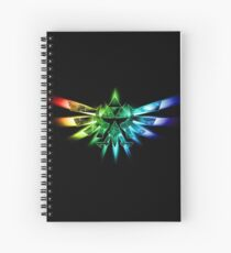 Cuaderno de espiral THE LEGEND OF ZELDA