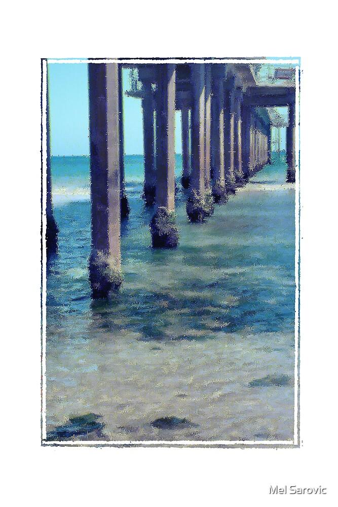 Lilly's Beach by Mel Sarovic