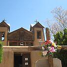 Santuario De Chimayo 2 by Bruce  Dickson