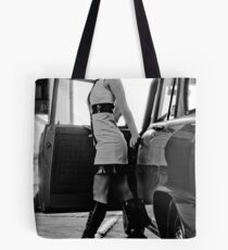Portrait: Michaela VII Tote Bag