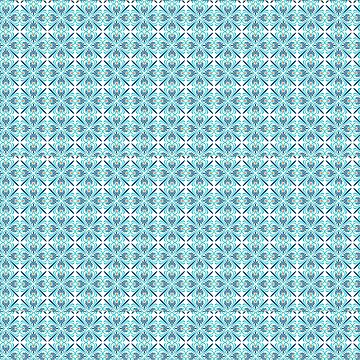 Blue Pink White Portuguese Pattern by tsuttles