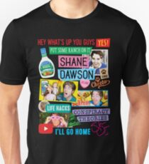 Shane Dawson Collage T-Shirt