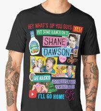 Shane Dawson Collage Men's Premium T-Shirt
