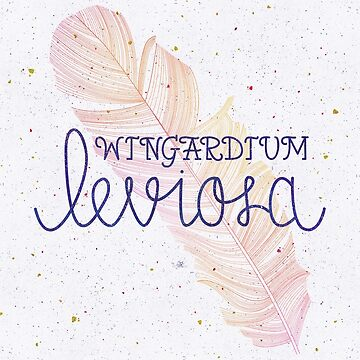 Wingardium leviosa by earthlightened