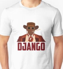 Django Unchained - Jamie Foxx - Quentin Tarantino T-Shirt