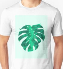 Tropical leaf T-Shirt