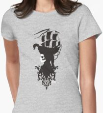 Smart pirate Women's Fitted T-Shirt