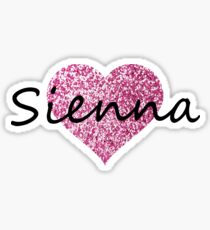 Sienna Sticker
