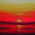 Towards the Sun by JuliaEverettArt