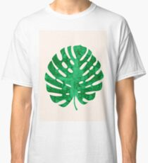 Tropical leaf IV Classic T-Shirt
