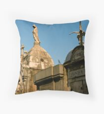 1825 Throw Pillow