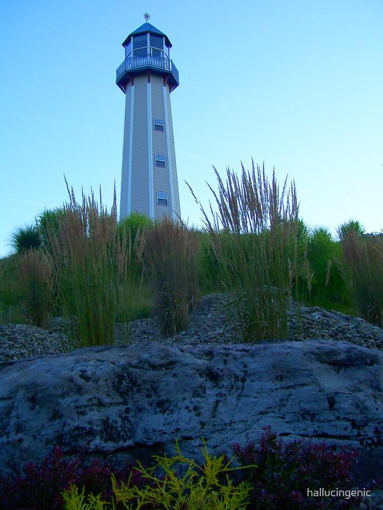 Tionesta Light House by hallucingenic