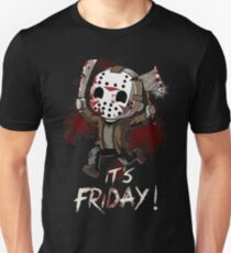 Halloween Best Gift - Friday 13th Unisex T-Shirt