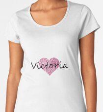 Victoria Women's Premium T-Shirt