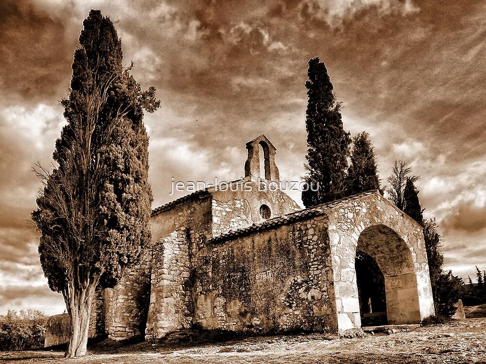 Provence chapel... by jean-louis bouzou