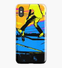 """Air Walking""  - Stunt Scooter iPhone Case/Skin"