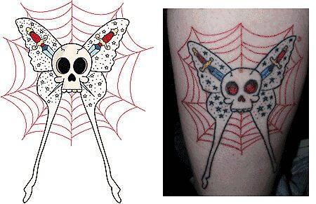 Left Leg Tattoo by Kayleigh Sparks