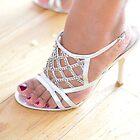 Wedding shoes by LemonMeringue