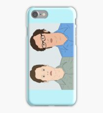 Tim and Eric iPhone Case/Skin