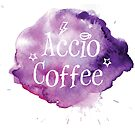 Accio Coffee by prouddaydreamer
