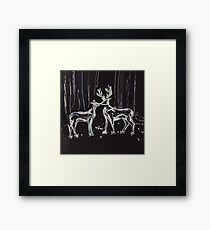 Open at the Close Framed Print