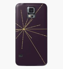 Space Exploration Pulsar Map Voyager Case/Skin for Samsung Galaxy